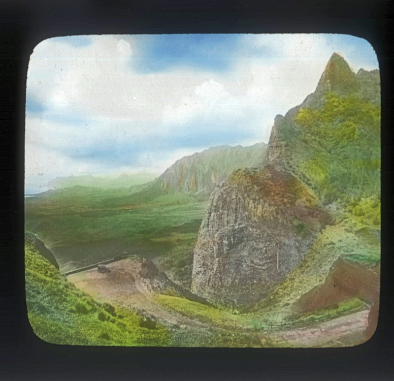 Go to Hawaii Lantern Slides