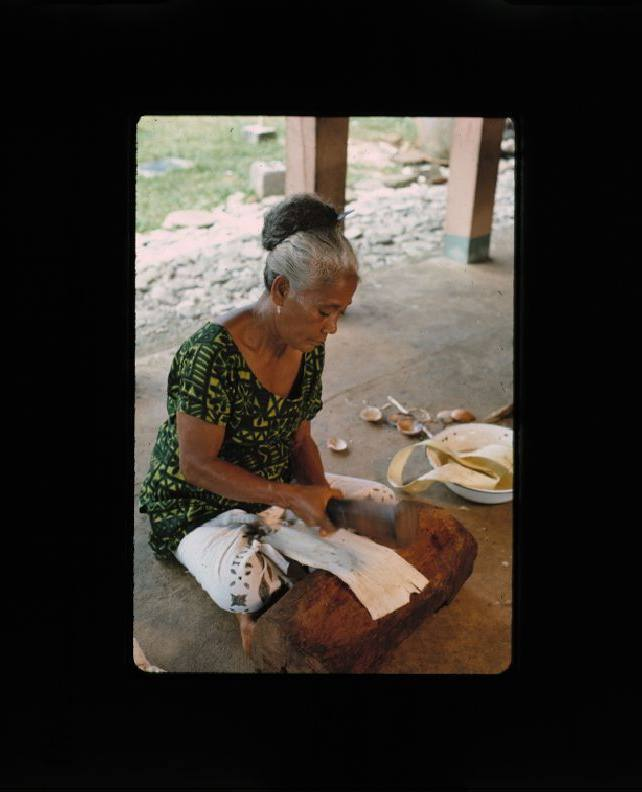 Go to Creating Siapo: American Samoa 1967