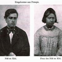 Eingeborene aus Ponape