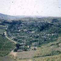 Abandoned village West of Baten Bay
