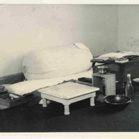 Gandhi's Study in Birla House