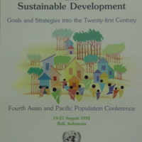 Population and Sustainable Development