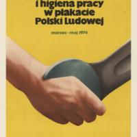 Bezpieczeństwo I higiena pracy w plakacie Polski…