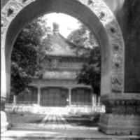 189. Confucian temple, Peking