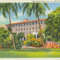 [045] Army and Navy Y.M.C.A. Building, Honolulu
