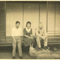 Emery Middleton with Mr. Shuichi Isobe & Mrs. Shimada,…