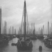 118. Salt junk fleet from front, Pearl River