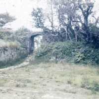 Arch of Nagagusuku Castle