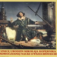 W 500 Rocznicę Urodzin Mikołaja Kopernika Twórcy…