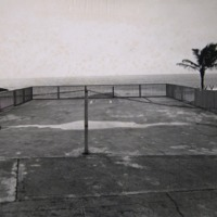 Concrete Deck at Black Point