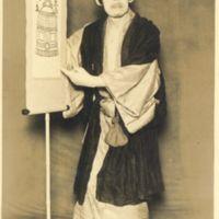 Kaizawa 1-078: Kabuki actor - Nakamura, Kichiemon I,…