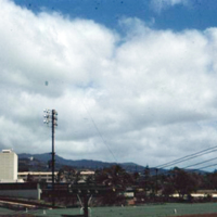 Ft. Shafter, Hono., Hawaii. 12 Apr. 1954