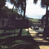 Ft. Shafter, Honolulu. 16 Apr. 1954