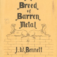 Breed of Barren Metal