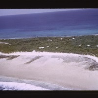 Bikini Island, south end, from ocean side.