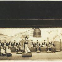 Kaizawa box 13-009: Kabuki actor Nakamura, Shikan VI…