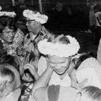 1977 Republican rallly, San Antonio village, Saipan.…