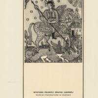 Wystawa polskiej grafiki ludowej