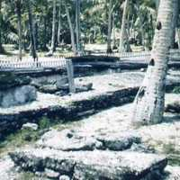 Cemetery in Ulithi