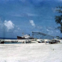 Returning to work at SCAPLO. Anguar [Ngeaur, Palau]. 20…