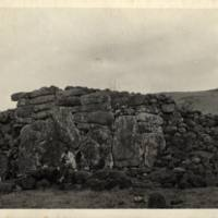 Ahu 'Tepeu'? Easter Island [or possibly Ahu Maitaki te…