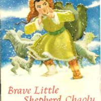Brave little shepherd Chaolu (Xiao Chao Lu mu yang…