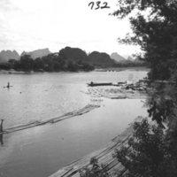 732. Fu [i.e. Li] River at Kweilin