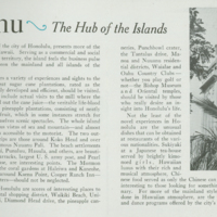 [021] Article About Oahu