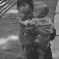 271. Pingnam girl and baby
