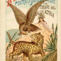 La Batalla del Aguila Coahutli Contra la Seripiente y…