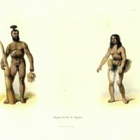 Indigenes de lisle de Paques