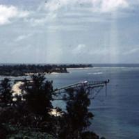 Conveyor belt. Harbor, Anguar [Ngeaur, Palau]. 14 Feb.…