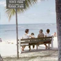 Prince Kuhio beach park
