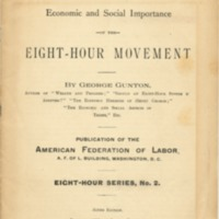 Economic and social importance of the eight-hour…