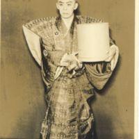 Kaizawa 1-041: Kabuki actor - Nakamura, Kichiemon I,…