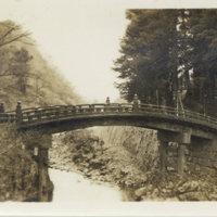 Shinkyo (ceremonial bridge), Nikko Tochigi Japan