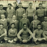 Football Team, Hawaii Champions