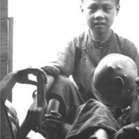 802. Sampan baby : boils
