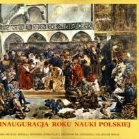 Inauguracja roku nauki Polskiej, 1473-1973: W 500…