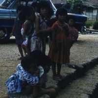 Children at Kin Village