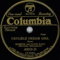Ukulele Dream Girl