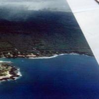[Island coastline]