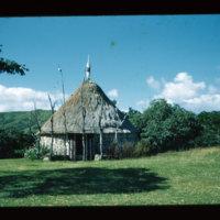 Koné (case indigenè)