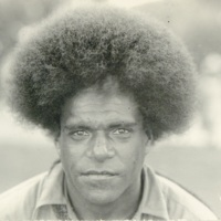 [A portrait of a Fijian man]