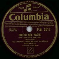South Sea Sadie