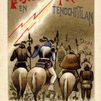 La Noche Triste en Tenochtitlan