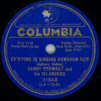 Ev'ryone Is Singing Hawaiian Now