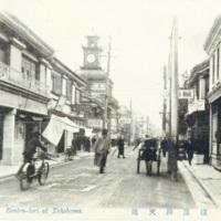 Benten-dori at Yokohama