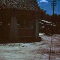 Plaza. Saipan. 28 Oct. 1949