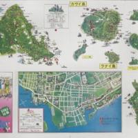 [Japanese Tourist map]